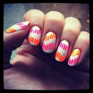 Inspired by Try My Hand! http://trymyhand.tumblr.com/post/58174065852/i-for-ikat-today-read-more-here