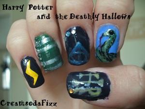 Harry Potter (bad side)