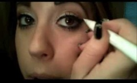 Cat eyeliner Tutorial (How to) Winged eyeliner