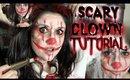 Scary Clown | Halloween Tutorial