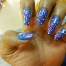 cherry blossom inspired nails