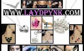 WWW.LAYDPYNK.COM Stylish Jewelry Accessories
