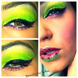 inspired by watermelon (:
