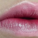 Red to Pink Ombre lips
