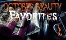 October Favorites! (Beauty Products)