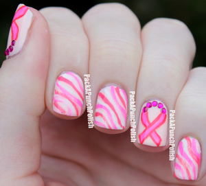 This design is in honor of Breast Cancer Awareness Month!