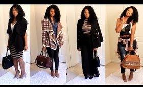 2014 Fall Fashion Lookbook: Grown Woman Edition.