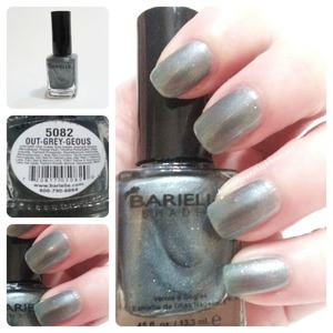 For full review and swatches check out the blog http://www.hairsprayandhighheels.net/2013/02/barielle-diamonds-are-forever-swatches.html