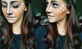 Deer Make-Up Tutorial // PART 1