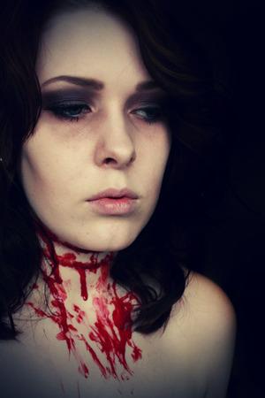 Bloody Princess Make Up  ♥ 2