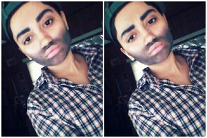 Transformed myself. lmao.