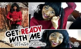Get Ready With Me: Winter Edition! ❄ | CloseupwithKamii