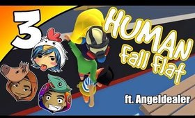 Human Fall Flat - Ep. 3 - SECRETS! [Livestream UNCENSORED NSFW]