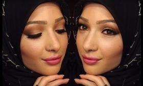 Soft Matte Smokey Eye Makeup Tutorial :)      *Hijab-ista.com Free Shipping Today*