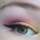 Recreating Sunset Inspired Look!