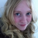 Me with curly hair!