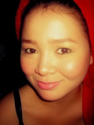 Day Make Up for my dear sister.. :)