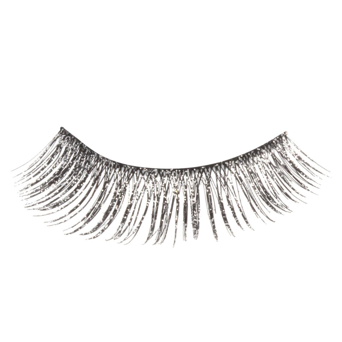 Inglot Cosmetics Eyelashes 12N product swatch.