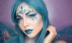 Water Fairy Make up