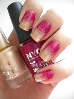 http://missbeautyaddict.blogspot.com/2012/04/hunger-games-inspired-nails.html