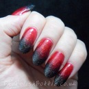 Red and Black Gradient