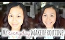 My Everyday Spring Makeup + Updated Foundation Routine