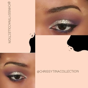a eye look for a bride to be.. just an idea..