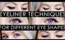 Eyeliner Techniques For Different Eye Shapes | Milabu