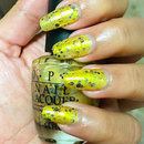 OPI Pineapples have Peeling Too!