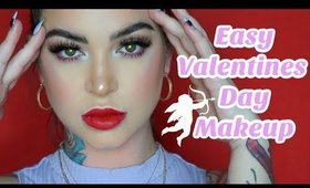 Valentines day Glam 🌹 + 34 things I learned in 34 years ITS MY BDAY!
