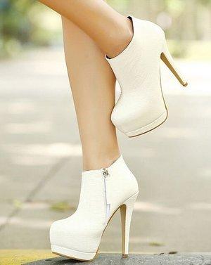white <3 <3