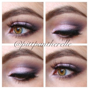 Follow on Instagram @pittpantherelle and take a look at blog http://pittpanthermua.blogspot.com/ for more looks