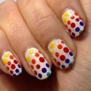 Rainbow Spots!