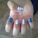 I did her nails