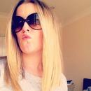 New hair cut! Medium length, ready for summer