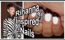 Rihanna Inspired Nails