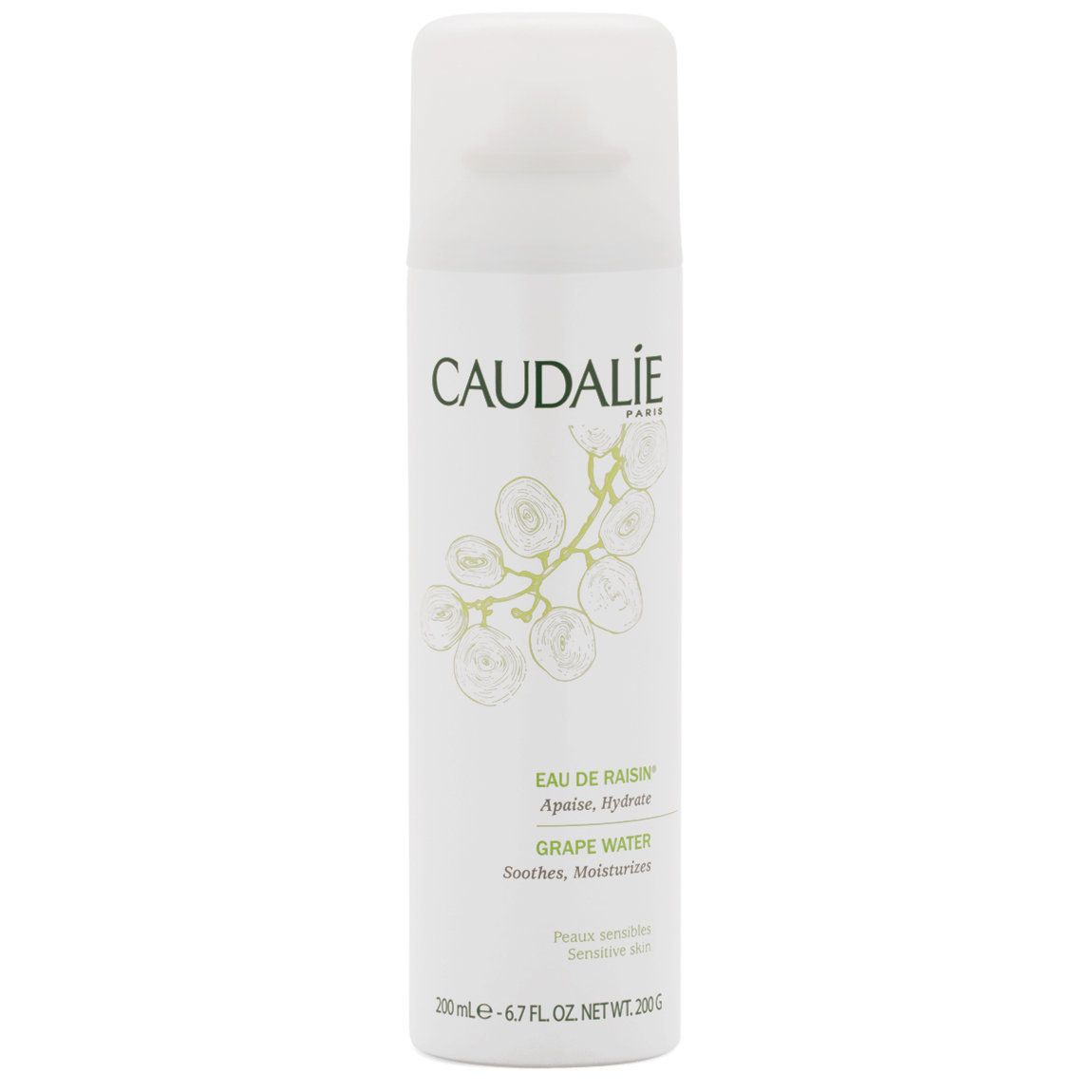 Caudalie Grape Water 200 ml alternative view 1 - product swatch.