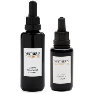 Vintner's Daughter Active Botancial Serum and Treatment Essence Bundle