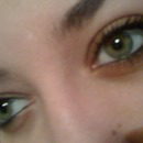 Loved My Make Up That Day.. Its Like A Gold, Brown Natural Look!