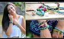 Quick & Cute DIY Stackable Bracelets!