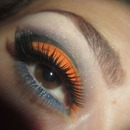 Finding Nemo Inspired Make-Up