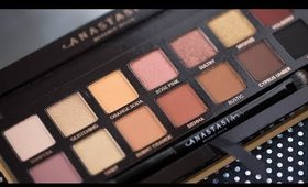 Anastasia Beverly Hills Soft Glam Palette! Review, Swatches, & Tutorial!