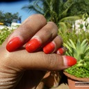 Tutorial : Nail Art :  Ombre / Gradient / Faded effect.. Perfect for Valentine's day