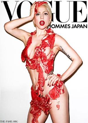 Lady Gaga - Vogue Hommes