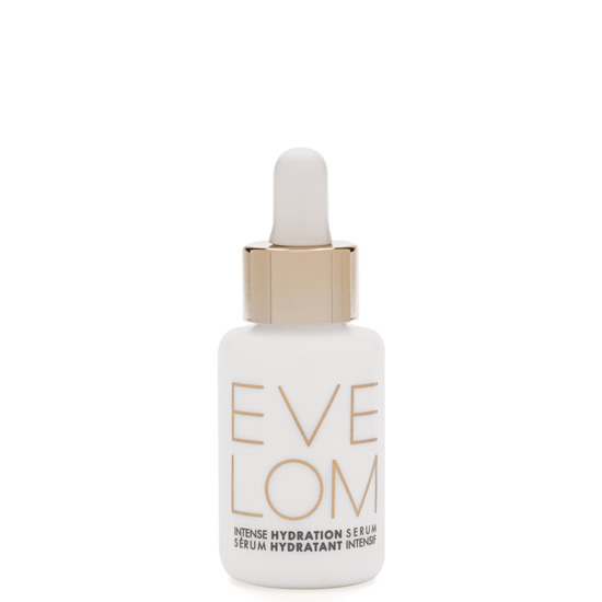 EVE LOM Intense Hydration Serum product smear.