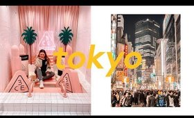 Tokyo Japan Travel Guide ✨Pt 1✨Shopping in Harajuku, Halloween in Shibuya, Where to Eat Food Tour