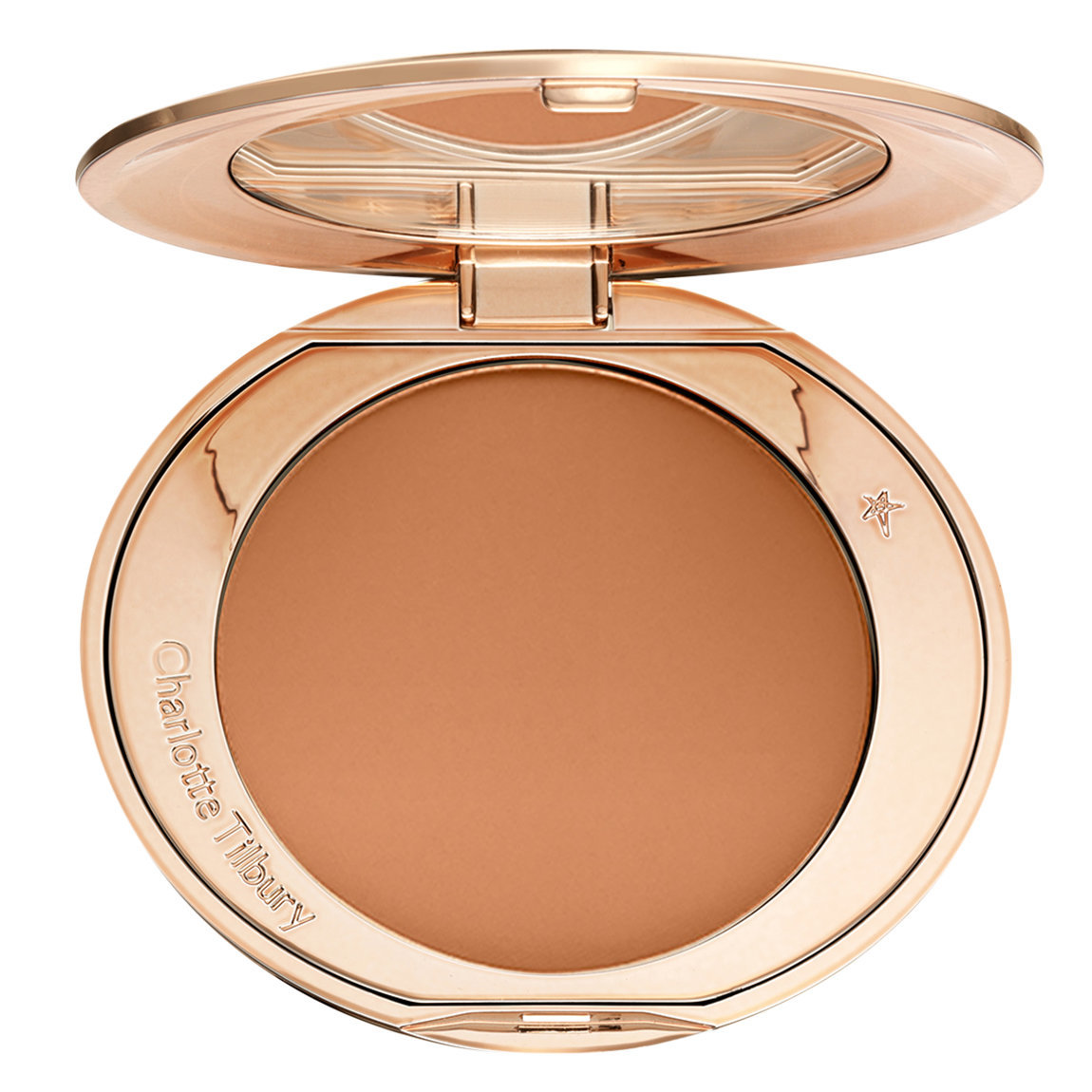 Charlotte Tilbury Airbrush Flawless Finish 4 Deep alternative view 1 - product swatch.
