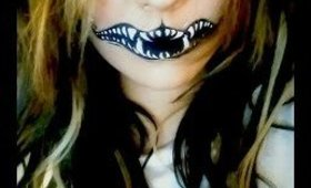 CHESHIRE CAT REMIX MAKEUP TUTORIAL