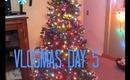 ❄ VLOGMAS DAY 5 ❄ EARLY CHRISTMAS !!
