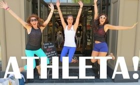 Learning More About Athleta!